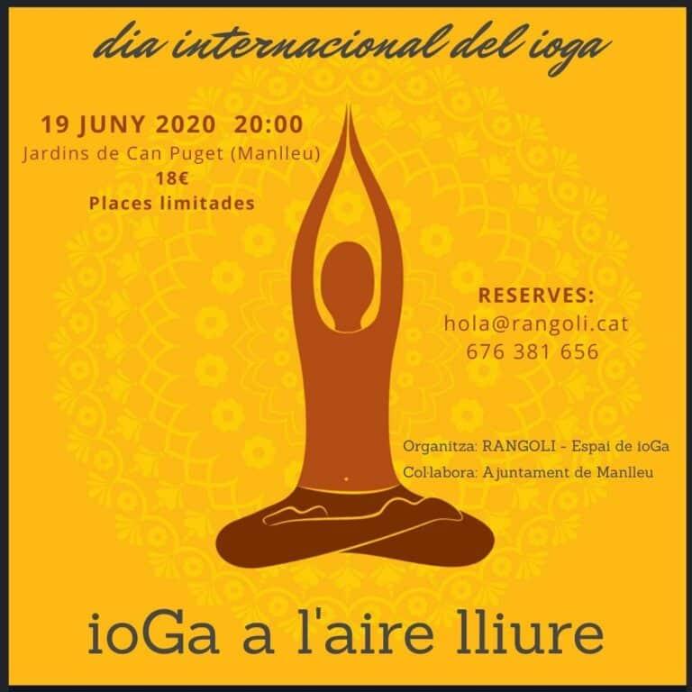 #YD: ioGa a l'aire lliure