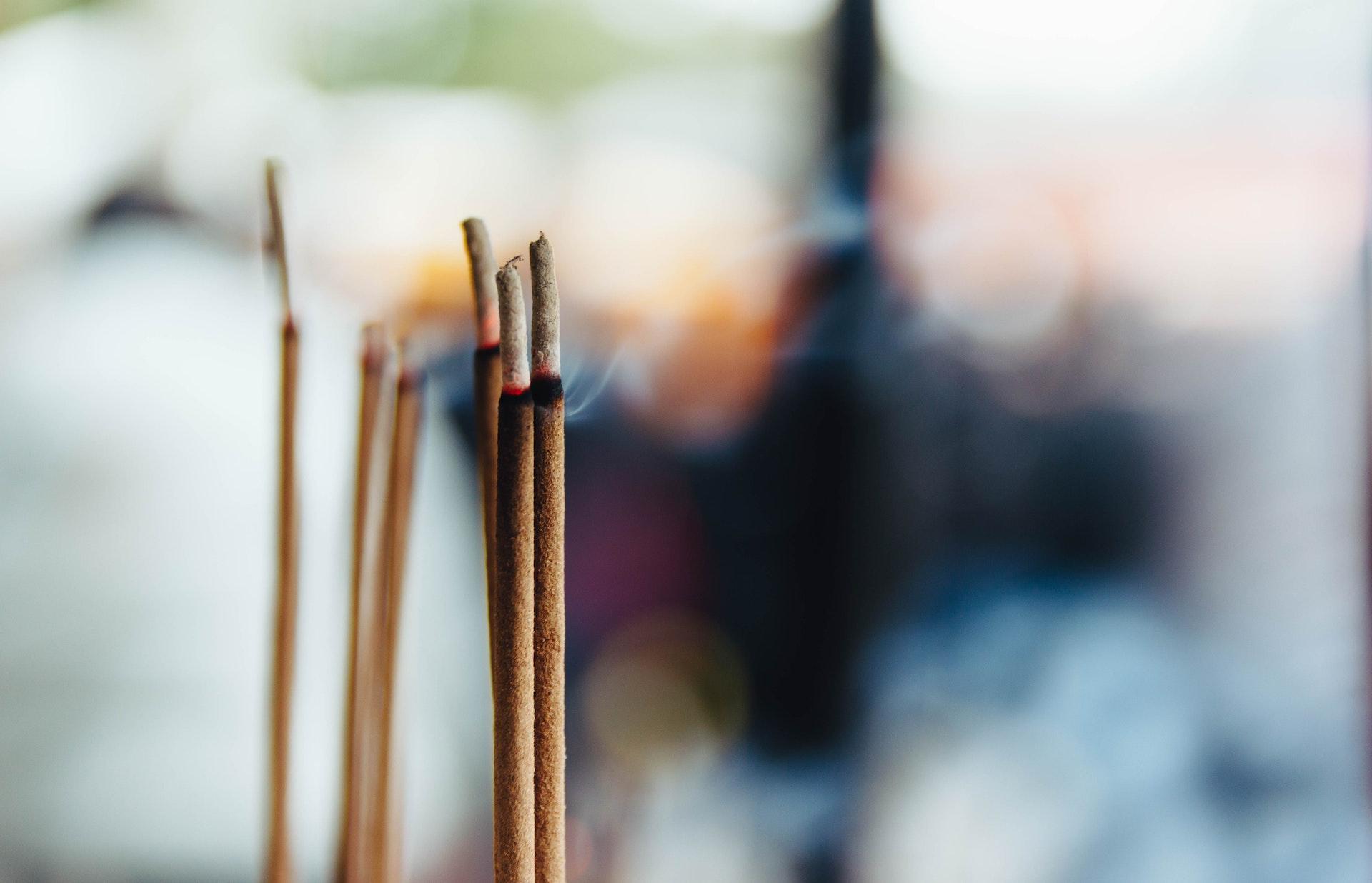 L'encens: una aroma amb molt de valor.