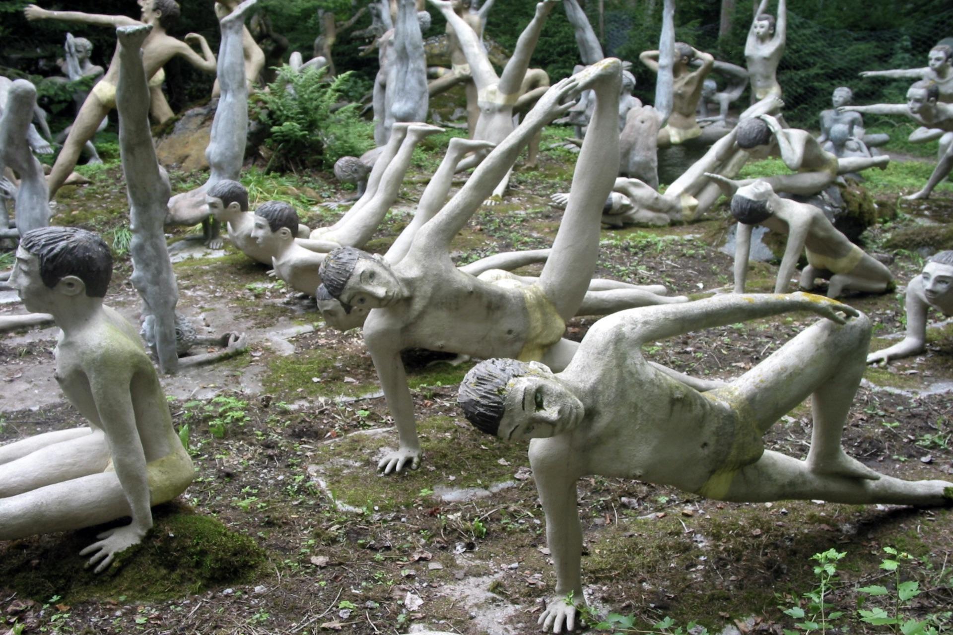 Escultures de ioGa a Finlàndia